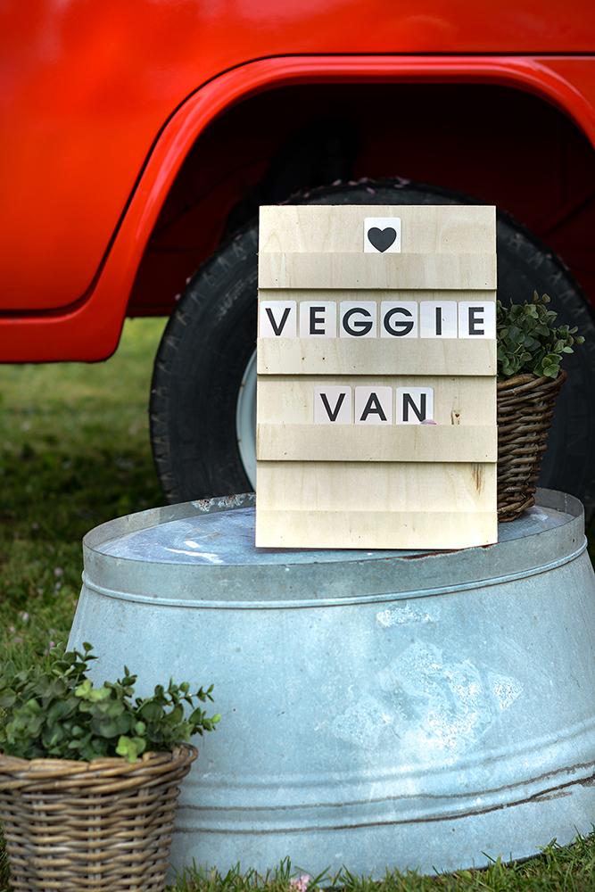 Veggie Van Vegetarische Foodtruck